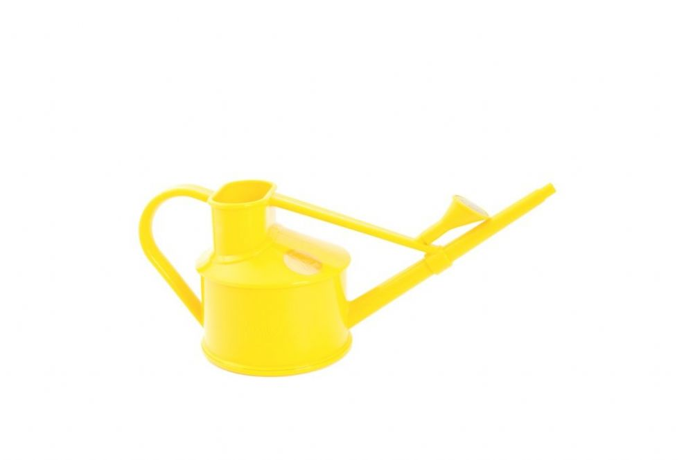 Haws Handy Indoor Plastic Can 0.7L - Yellow